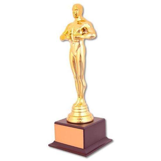 Picture of Yılın Oskarı Bay Plastik Ayaklı Altın Sarı