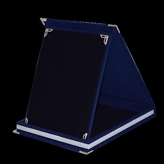 Picture of 15x20 cm Albüm Kutu Plaket (Lacivert)