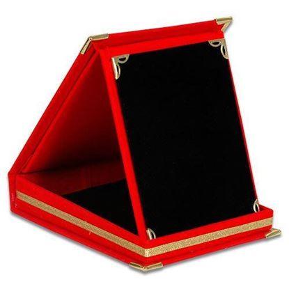 Picture of 9x12 cm Albüm Kutu Plaket (Kırmızı)