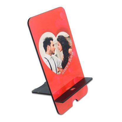 Picture of Kişiye Özel Baskılı HDF Telefon Standı