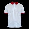 Picture of Polo Yaka Sublimasyon Tişört XS Beden Kırmızı