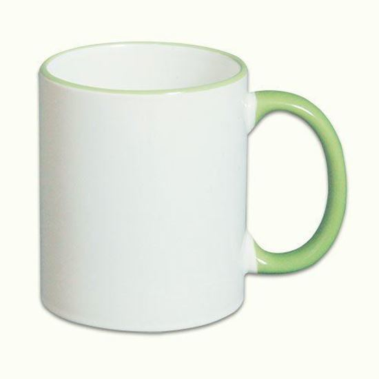 Picture of sapı yeşil renkli kupa