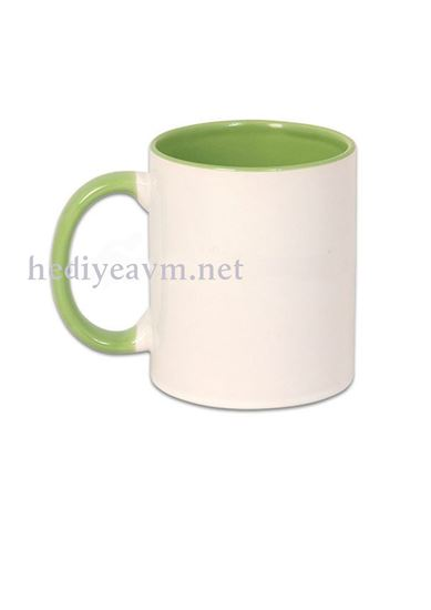 Picture of İçi Yeşil Renkli Kupa