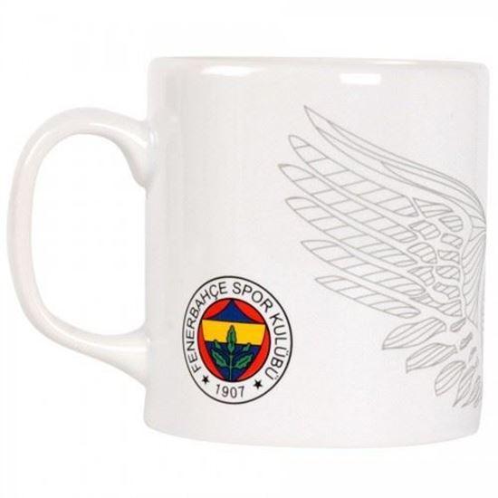 Picture of Taraftar Baskılı Beyaz Kupa