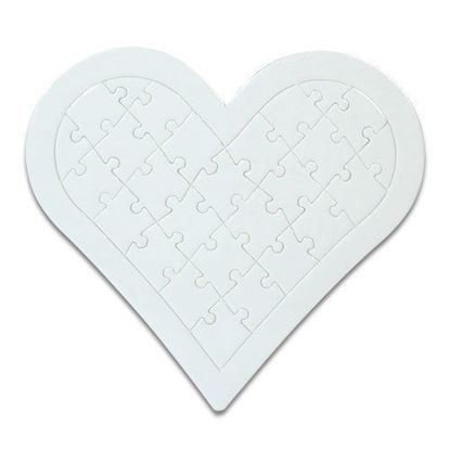 Picture of Küçük Kalp Puzzle