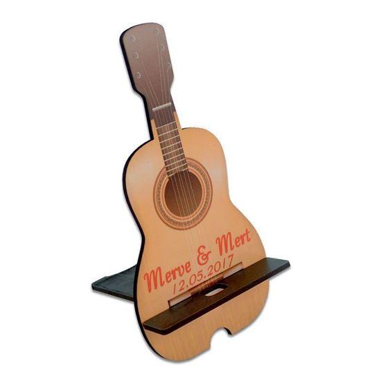 Picture of Sublimasyon HDF Gitar Telefon Standı